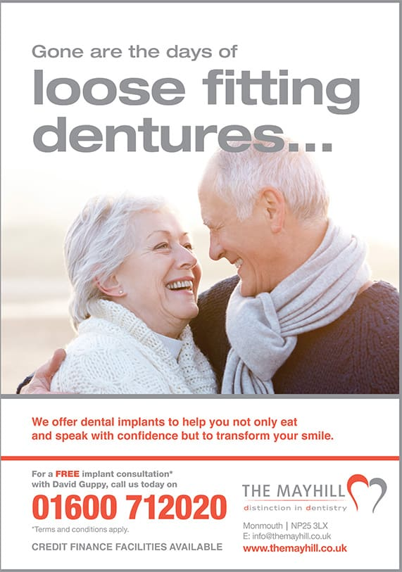 Implant advert 2015