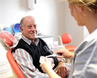 Happy Patient at the Mayhill