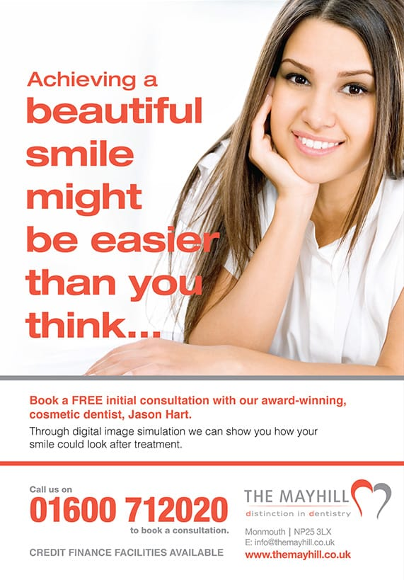 Cosmetic Dentistry Advert 2015