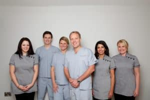 The Friendly Mayhill team